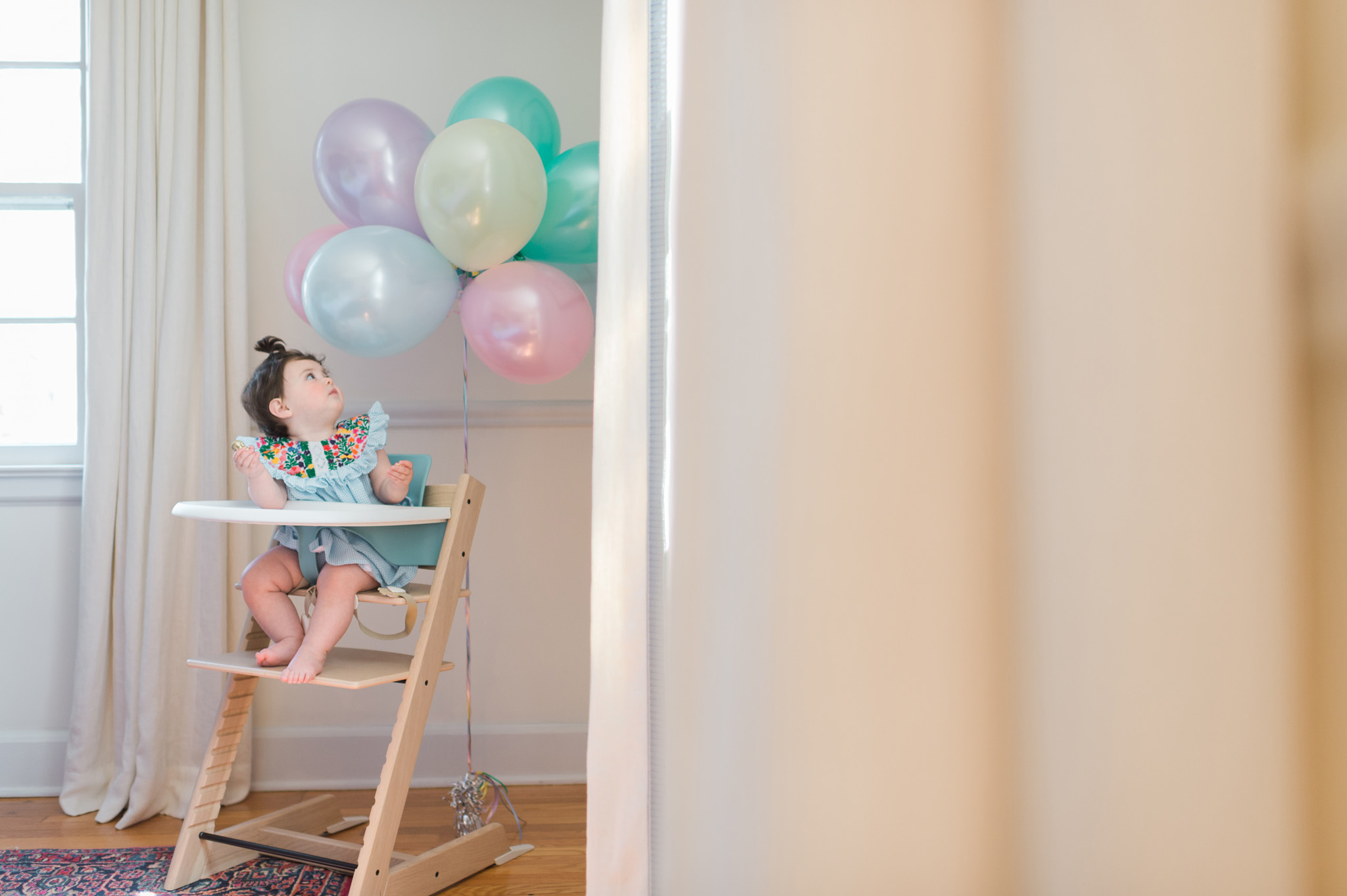 birthday party photography by Erin Borzellino